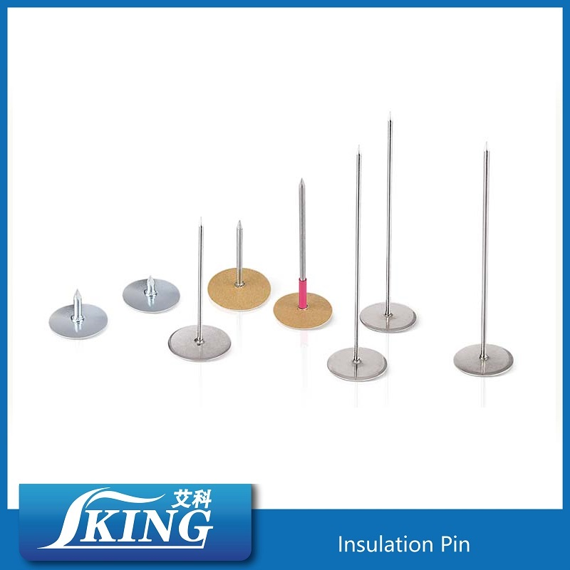 Cup-head Insulation Pins